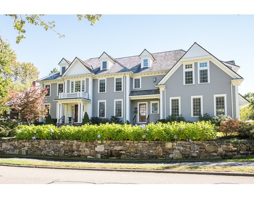 80 Monadnock Road, Wellesley, MA