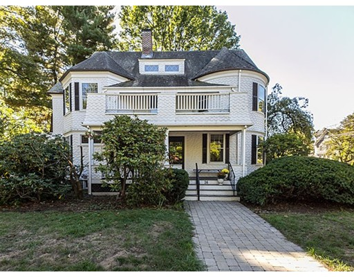 26 Page Road, Newton, MA