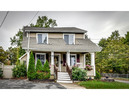 42 WELLESLEY Road, Natick, MA