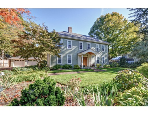 28 S River Street, Wellesley, MA