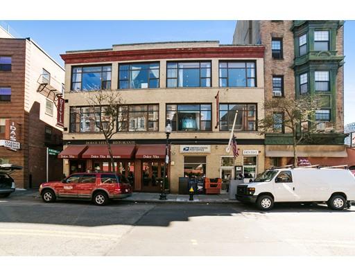 215 Hanover Street, Boston, Ma