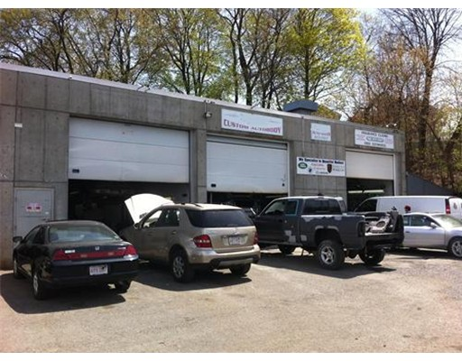 3 Business + Building 4 SALE, Peabody, Ma