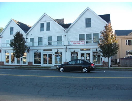 1110 Great Plain Avenue, Needham, MA 02492