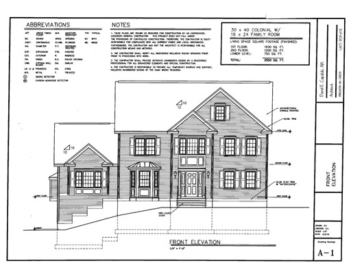 Photo of Lot 18 Hilltop Drive Danvers MA 01923