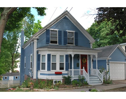 20 Walnut Street, Newburyport, MA