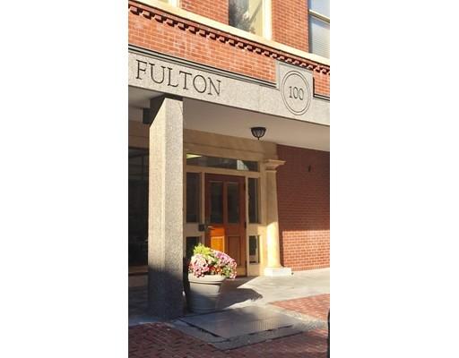 100 Fulton Street, Boston, Ma 02109