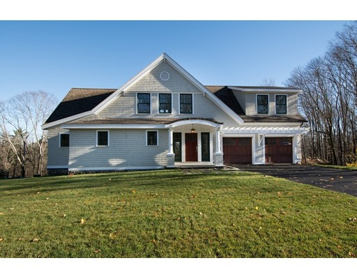 5 Manor Way, Cohasset, MA 02025