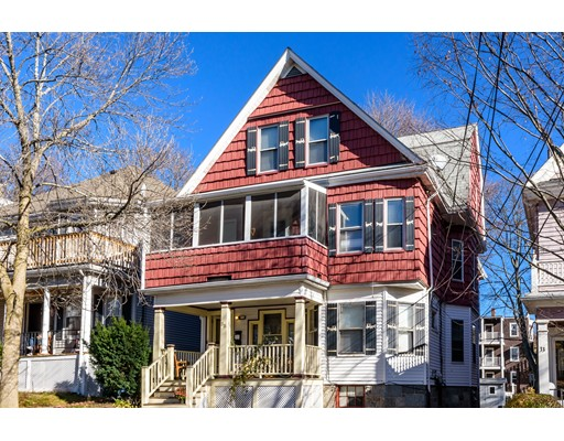 35 Champney Street, Boston, MA 02135