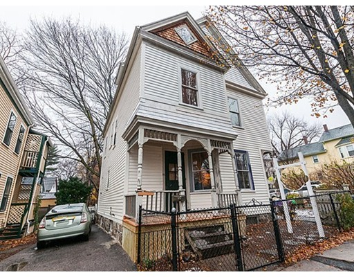 25 Cornwall Street, Boston, MA