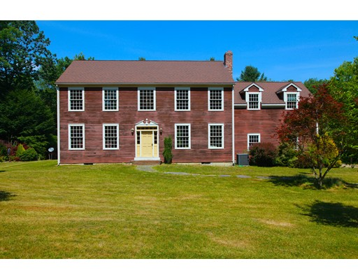 46 Stage Road, Chesterfield, MA