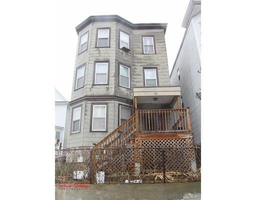 71 Clarkson Street, Boston, MA 02125
