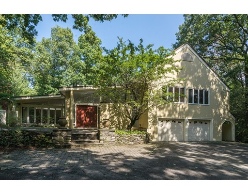 63 Robin Road, Weston, MA