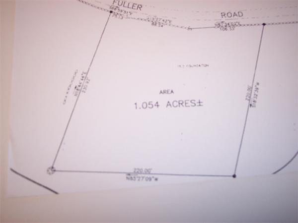 Fuller Road Goshen MA 01032
