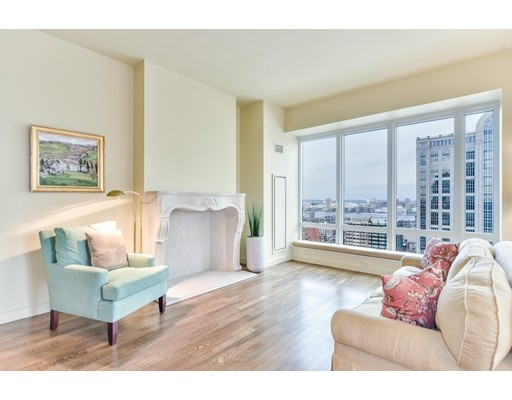 Condominium/Co-Op for sale in The Clarendon, 23A Back Bay, Boston, Suffolk