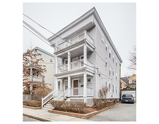 21 Washburn Avenue, Cambridge, MA 02140
