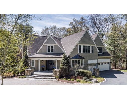 9 Drumlin Road, Weston, MA
