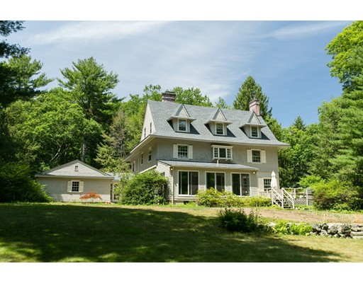20 Pigeon Hill Road, Weston, MA