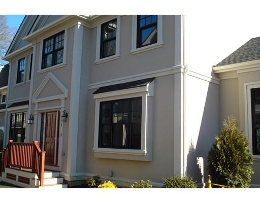3 Auburn Street, Newton, MA 02465