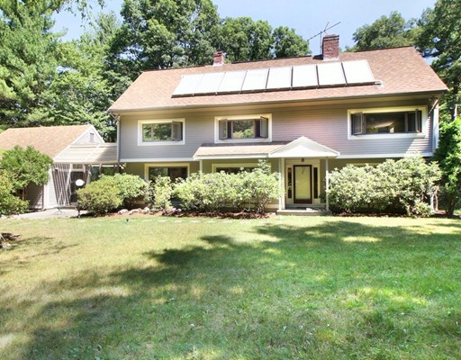 14 Oak Meadow Road, Lincoln, MA