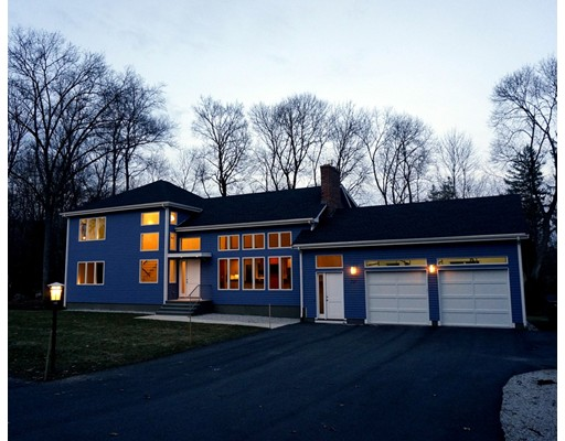 221 South Ave - Private Drive, Weston, MA