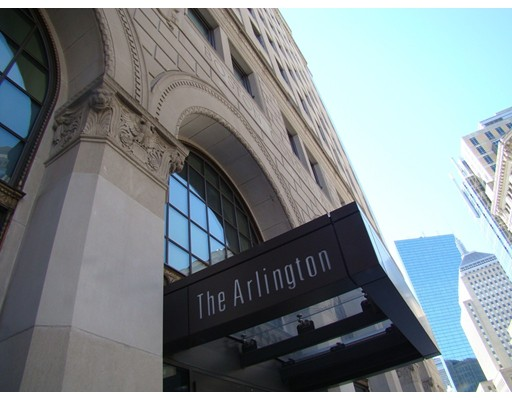 100 Arlington, Boston, Ma 02116