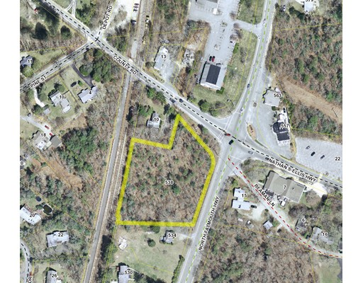 538 Route N. Falmouth Highway, Falmouth, MA