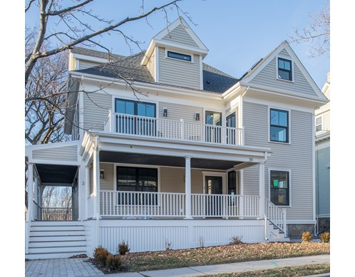 39 Columbia Street, Unit 1, Brookline, MA 02446