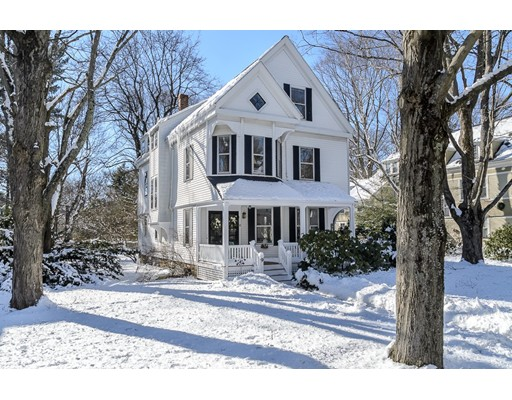 9 Cottage Street, Wellesley, MA