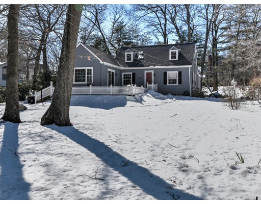445 Greendale Avenue, Needham, MA