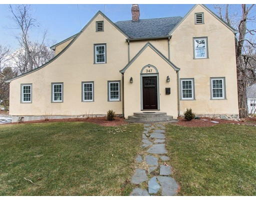 347 Worcester Street/Carriage Lane, Wellesley, MA