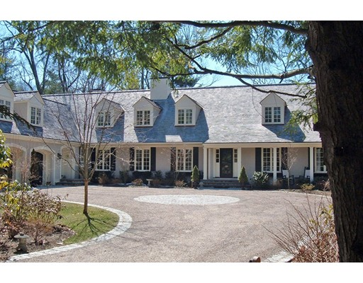 12 Winding River Circle, Wellesley, MA