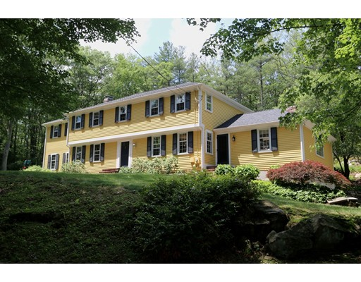76 Old Orchard Road, Sherborn, MA