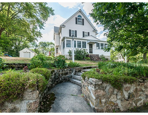 81 Hillside Avenue, Needham, MA