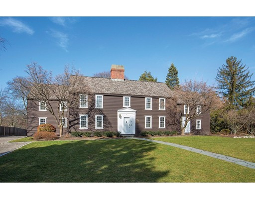 9 Old Orchard Road, Newton, MA
