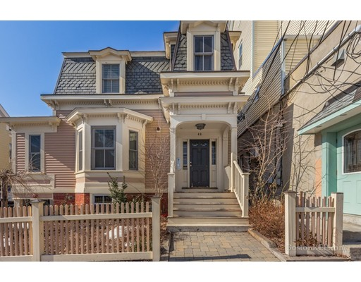 46 Quincy St, Somerville, MA 02143