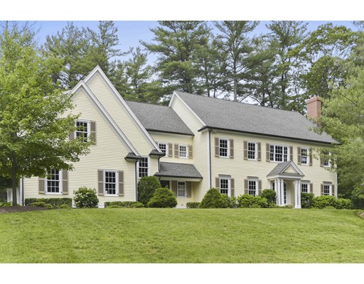81 Montvale Road, Weston, MA