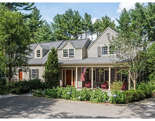 45 Sunset Road, Weston, MA