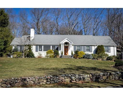 133 Hampshire Road, Wellesley, MA