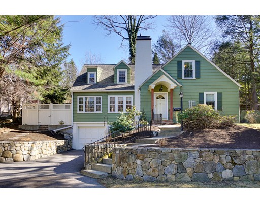 28 Cunningham Road, Wellesley, MA