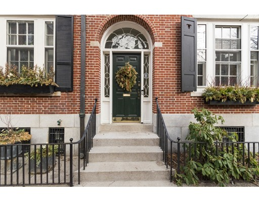 54 Brimmer Street, Boston, Ma 02108