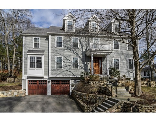 14 Massasoit Road, Wellesley, MA