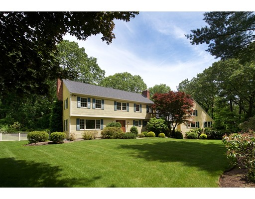 70 Indian Hill Road, Weston, MA