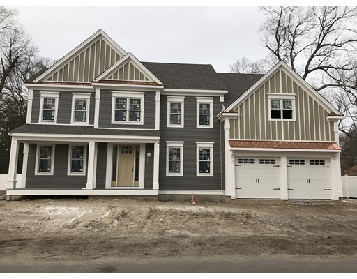 5 Deerfield Road, Needham, MA
