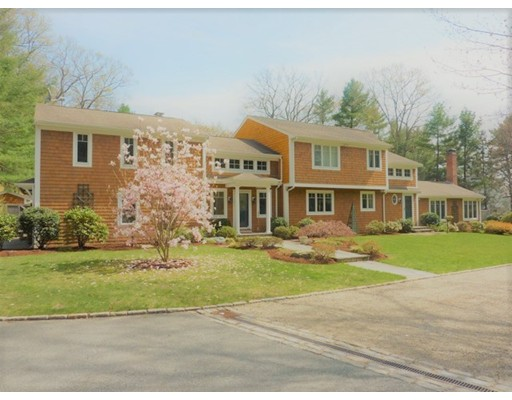 65 Myles Standish Road, Weston, MA