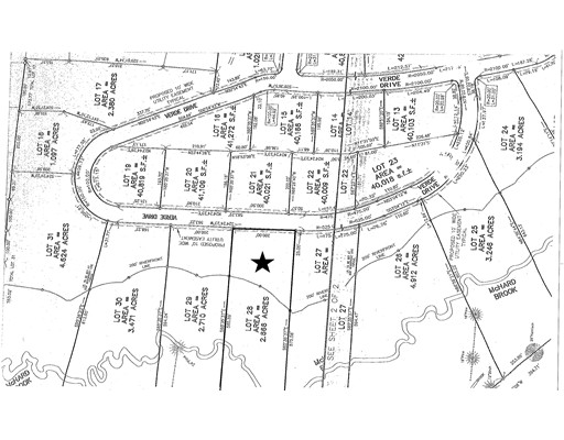 107 Verde Drive, Lot 28, Greenfield, MA