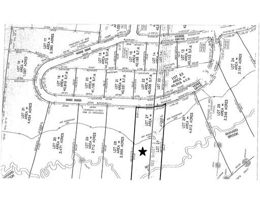 115 Verde Drive, Lot 27, Greenfield, MA