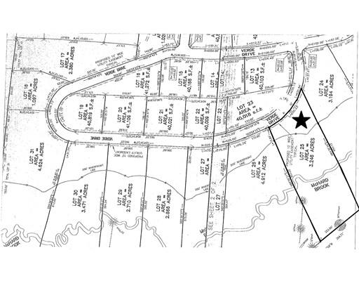 131 Verde Drive, Lot 25, Greenfield, MA
