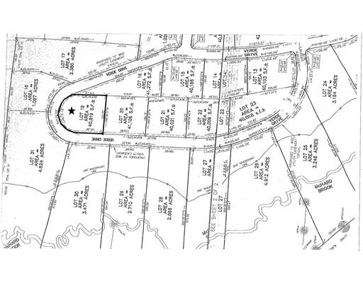 92 Verde Drive, Lot 19, Greenfield, MA