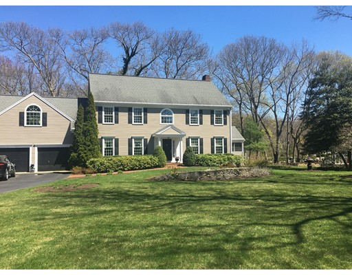 18 Whistle Berry Circle, Hanover, MA
