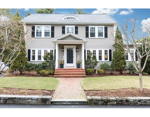 38 Whittier Road, Wellesley, MA